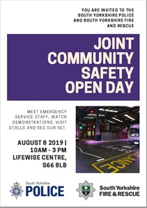 Joint Community Safety Open Day