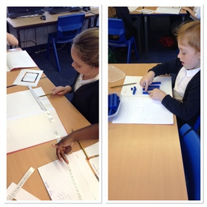 In year two we have been focusing on addition and subtraction.